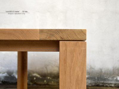 """""""MASSELLO"""" TABLE"""